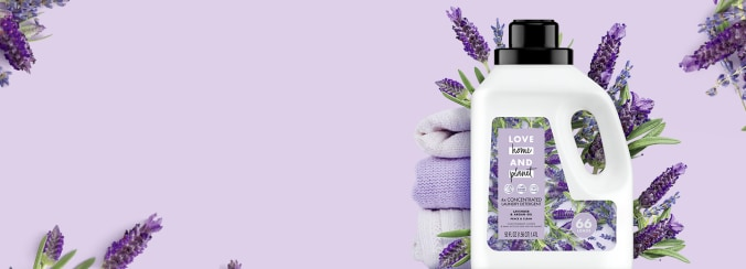Lavender & Argan Oil Concentrated Laundry Detergent